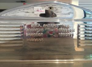 Jennings 5-cent Nevada Club slot machine