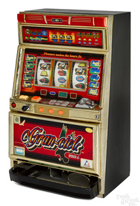 Aruze Gran-Ciel slot machine