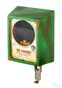 Quality Supply Co.1-cent Hi Hand draw poker game