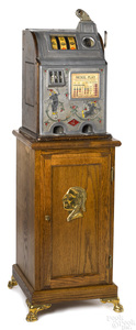 Jennings 5-cent Dutch Boy slot machine