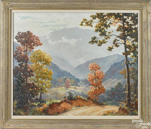 Ruthven Byrum (American 1896-1958)