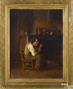 Eastman Johnson (American 1824-1906)