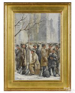 Arthur Weindorf (American 1885-1979)