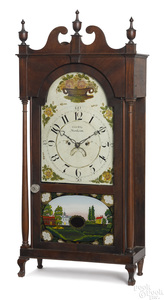 Important Lancaster County, PA dwarf clock