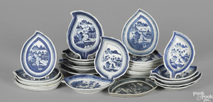 Collection of Chinese export porcelain Canton