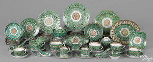 Large collection of Chinese export porcelain