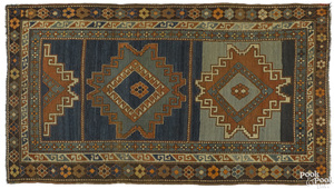 Caucasian carpet, early 20th c.