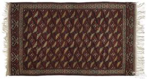 Turkoman carpet, ca. 1910
