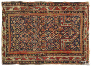 Shirvan prayer rug, ca. 1920
