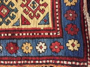 Kazak carpet, ca. 1900