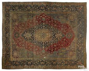 Kashan carpet, ca. 1910