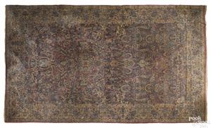 Kirman carpet, ca. 1940