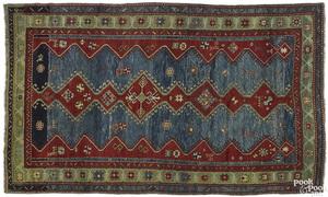 Caucasian carpet, ca. 1910