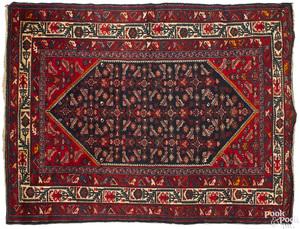 Hamadan carpet, ca.1940