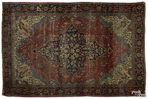 Ferraghan carpet, early 20th c.