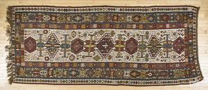 Kilim carpet, ca. 1910
