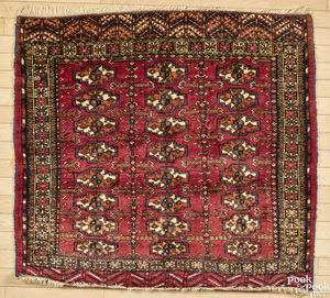 Turkoman carpet, ca. 1930