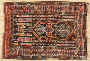Kurdish carpet, ca. 1940