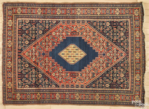 Caucasian carpet, ca. 1920