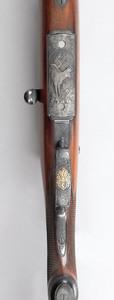Exceptional Mannlicher Schoenauer hunting rifle, 6