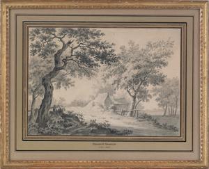 Attributed Hendrik Tavenier (Dutch, 1734-1807), pa