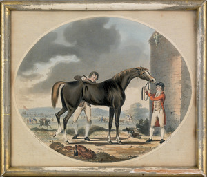 Charles Ansell (British, mid 18th c.), set of sixo