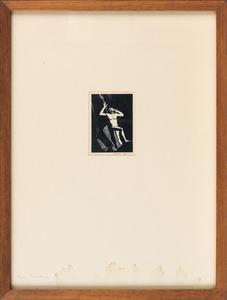 Rockwell Kent (American, 1882-1971), copper engrav