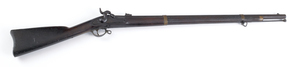 Fayetteville Armory type IV rifled musket, .58 cal