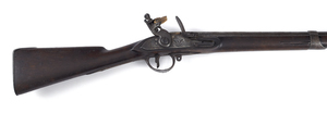 Harpers Ferry model 1808 musket, .69 caliber, 1811