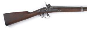 U.S. Model 1842 percussion musket, .69 caliber wit