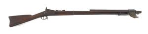 U.S. Model 1866 musket, .50 caliber, 2nd Allin con