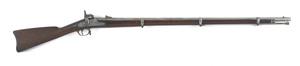 U.S. Springfield model 1863 percussion rifle muske