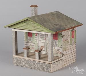Converse wood cottage