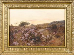 Frank Knox Morton Rehn landscape