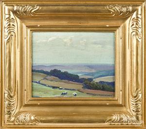 John Folinsbee landscape