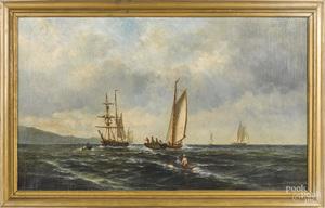 Frederic Rondel seascape
