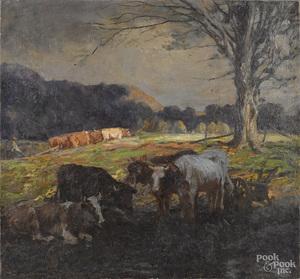 George Glenn Newell landscape