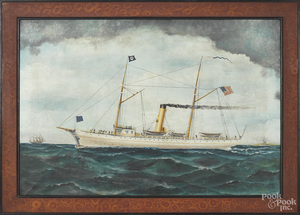 Attributed to Otto Muhlenfeld, steamship