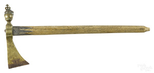 Canadian Huron pipe tomahawk