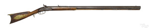 Henry half stock percussion rifle