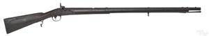 Henry Deringer US model 1817 flintlock rile