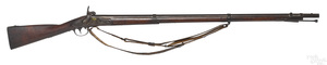W.T. Evans at Valley Forge US model 1816 musket