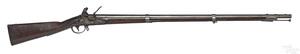 M.T. Wickham flintlock musket