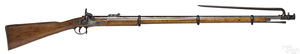Potts and Hunt percussion rifle