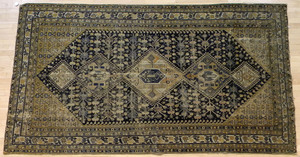 Hamadan carpet, ca. 1915, 10'2