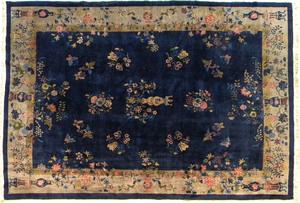 Chinese carpet, ca. 1930, 12' x 9'3