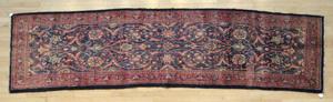Persian Sarouk carpet, 12' 10