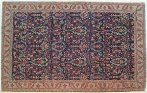 Contemporary Heriz carpet, 13' 4
