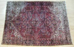 Heriz carpet, mid 20th c., 13' x 9' 6