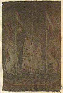 Continental tapestry early/mid 20th c., 6' 4